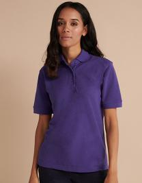 Ladies` 65/35 Classic Piqué Polo Shirt